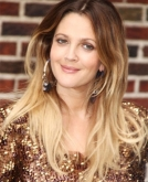 Drew Barrymore Long, Wavy Hairstyle