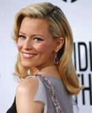 Elizabeth Banks' Retro Side-Swept Waves