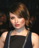 Emily Browning's Sexy, Short Hairstyle