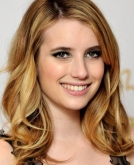 Emma Roberts's Loose Wavy Hairstyle