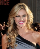 Erin Andrews with  Blonde Long Curls