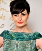 Erin O'Connor's Short Hairstyle