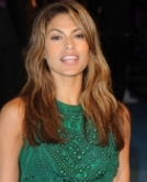 Eva Mendes's Long Wavy Hairstyle