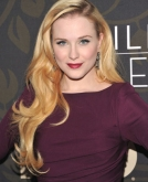 Evan Rachel Wood's Glossy Loose Waves