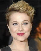 Evan Rachel Wood Debuts New Short Haircut