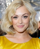 Fearne Cotton's Blonde Wavy Bob