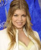 Fergie's Long Hairstyle