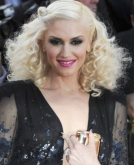 Gwen Stefani's Sexy Ringlets Hairstyle