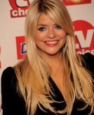 Holly Willoughby's Long Layered Hairstyle
