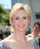 Jane Lynch's Short Choppy Hairstyle
