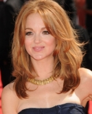 Jayma Mays Shoulder-length Hairstyle