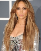 Jennifer Lopez's Long Layered Hairstyle