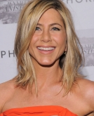 Jennifer Aniston's Shaggy Bob
