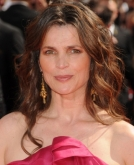 Julia Ormond's Messy Curls
