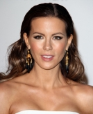 Kate Beckinsale's Brunette Long Wavy Hairstyle