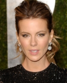 Kate Beckinsale's Fresh Ponytail