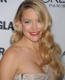 Kate Hudson's Blonde Wavy Hairstyle