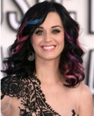 Katy Perry's Shoulder Length Hairstyle
