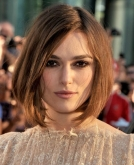 Keira Knightley's Chic Bob Haircut