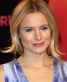 Kristen Bell's Simple Loose Bun