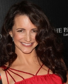 Kristin Davis' Bouncy Curls