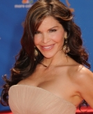 Lauren Sanchez Long Curly Hairstyle