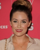 Lauren Conrad's Sleek Updo