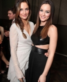 Whose Hairstyle Do you Like Most: Leighton Meester or Minka Kelly?