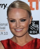 Malin Akerman's Sleek Updo