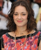 Marion Cotillard's Brunette Wavy Hairstyle at  the London  'Inception' Premiere
