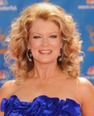 Mary Hart's Curly Hairstyle