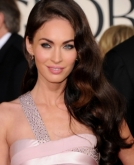 Megan Fox's Long Loose Curls