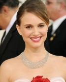 Natalie Portman's French Twist
