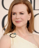 Nicole Kidman's Straight, Blonde Hairstyle