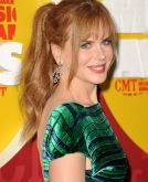 Nicole Kidman's Sexy Ponytail with Bangs