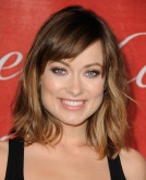 Olivia Wilde's New Textured Bob Haircut