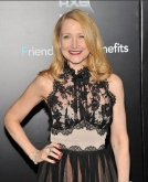 Patricia Clarkson's Shoulder-Length Blonde Wavy Hairstyle