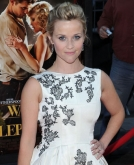 Reese Witherspoon's Elegant Updo Hairstyle