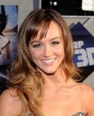 Sharni Vinson's Long Curls