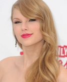 Taylor Swift's Glossy Soft Retro Waves