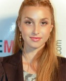 Whitney Port's Braided Hairstyle