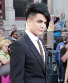 Adam Lambert's Half-shaven Hairstyle at the 2010 MMVAs