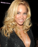 Beyonce's Sexy Long, Loose Waves