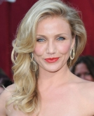 Cameron Diaz's Soft Wavy Hairstyle at 2010 Oscars Red Carpet