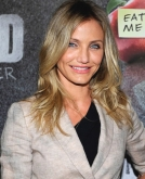 Cameron Diaz's Long, Wavy Hairstyle