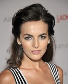 Camilla Belle's Sweet Half-Up, Half-Down Hairstyle