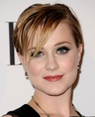 Evan Rachel Wood's Chic Pixie Haircut