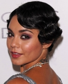 Vanessa Hudgens' Finger Waves