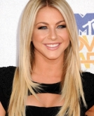 Julianne Hough's Long Straight Hairstyle