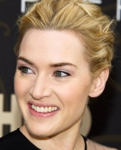 Kate Winslet's Classic Wavy Updo
